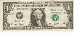 Un nuevo estudio exhaustivo ha revelado que los billetes de un dólar tienen un número de microbios considerable.