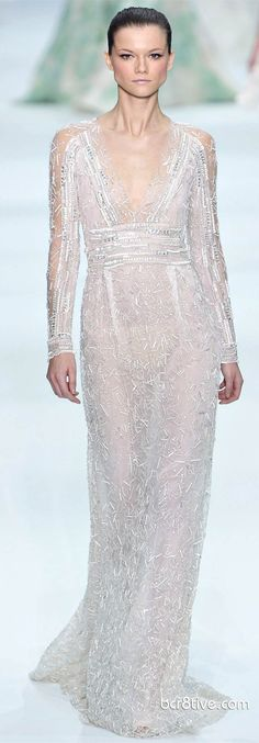 Elie Saab Spring Summer 2012-2013 Haute Couture