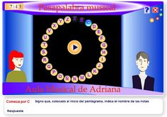 El aula musical de Adriana: Recursos propios: juegos