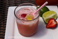 Sugar free strawberry limeade recipe