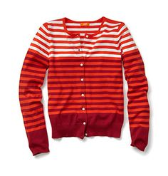 Joe Fresh Women's Striped Cardigan
