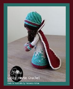 Ravelry: Wise man crouching MOD pattern by Veronica McRae
