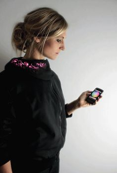 Viral Style: Clothing That Morphs Via Smartphone App And Wearable Raves | The Creators Project
