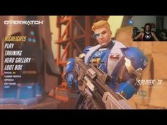 Check out our first impressions last night of Overwatch! #overwatch #fps