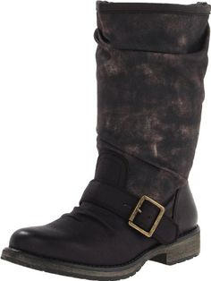 Amazon.com: Roxy Women's Wakefield Motorcycle Boot: Shoes