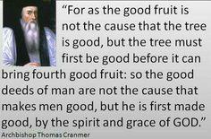 Thomas Cranmer, Best Fruits, Christian Quotes, Catholic, Spirituality, Europe, Wisdom, Live, Words