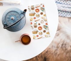 """Anyone else meal prep? Sunday is usually my """"lazy"""" day to catch up on weekend orders, shows, meal prep and map out my week. I typically take my lunch everyday to work so I always cook a couple different things that will last me all week! What do your Sunday's look like? Shop this cute fall towel here: https://shopashlynnelliff.com/collections/fall-collection/products/fall-towel?utm_campaign=coschedule&utm_source=pinterest&utm_medium=Ashlynn%20Biel%20Elliff&utm_content=Fall%20Towel"""