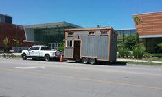 The Tiny House Festival at Lawrence Public Library | Library as Incubator Project
