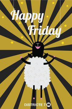 Feliz fin de semana!!!!! os deseamos desde @Districteset