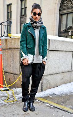 forest-green-street-style-fashion-week-fw14-milan-paris-new-york_ (1)