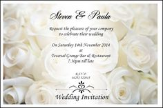 Images for Wedding Invitation Cards