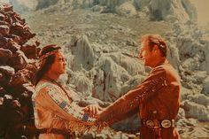 Кадр из фильма «Виннету. Часть 3»