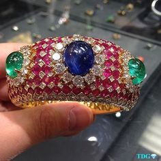 From the incredible collection a available at @josephsaidandson ... Sapphires and rubies and emeralds and diamonds come together as one happy gorgeous family!!! ❤️❤️❤️❤️❤️❤️❤️❤️