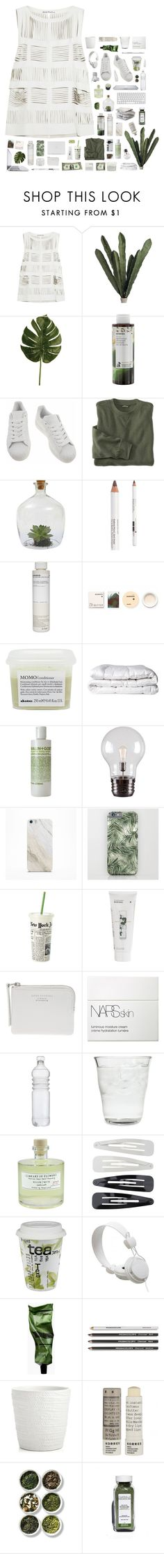 """Lighter"" by blood-drops ❤ liked on Polyvore featuring Acne Studios, Linea, Korres, adidas, Dot & Bo, Davines, Brinkhaus, (MALIN+GOETZ), Kenroy Home and Samsung"
