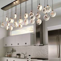 Bling Linear Suspension by @lbllighting at Lumens.com