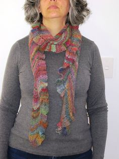 Ravelry: East Cape Scarf pattern by Juanita Meder free pattern