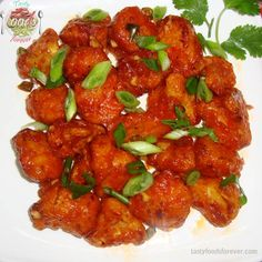 Gobi/Cauli Flower Manchurian is an Indo-Chinese recipe. It is very popular in India and very easy to cook.