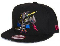 Argento 9Fifty Snapback Cap by TOKIDOKI x NEW ERA