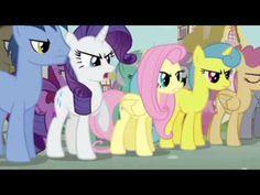 ▶ My Little Pony FiM S03E01 Staffel 3 Folge 1-2-3-4 compilation 4 episoden auf deutch - YouTube