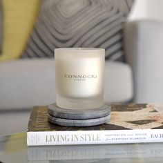Scented Candle inspired by Hawaii to make your home truly personal to you! #Home #HomeFragrance #Candle #ScentedCandle