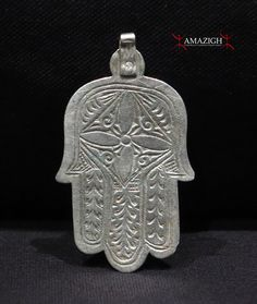 Original African Antiques for sale Hamsa Design, Hand Of Fatima, Antiques For Sale, Hamsa Hand, African, Jewels, Christmas Ornaments, Turkish Eye, Holiday Decor