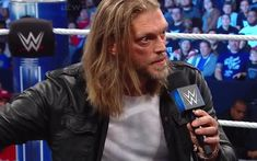 Edge excited plenty of fans when he showed up at Summerslam and hit one spear on Elias. This was a big surprise because many people thought that Edge Raw Wrestling, Wrestling Videos, Wrestling News, Wwe Edge, Adam Copeland, First Spear, Wwe Raw Videos, Space Facts, String Theory