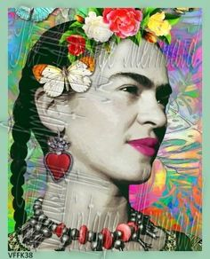 Your place to buy and sell all things handmade Diego Rivera, Frida Art, Fabric Hearts, Mexican Artists, Textile Artists, Cotton Quilts, Sculpture, Popular Culture, Digital Image