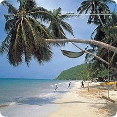 Playa de Manzanillo COLOMBIA