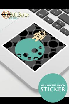 Moon Phases Sticker Sarcastic Sticker Its Probably Just A Phase Sticker Phone Sticker Water Bottle Sticker Window Sticker Funny Sticker Laptop Sticker