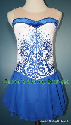 custom skating dresses