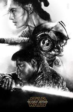 The Force Awakens by Creator Jake Kontou