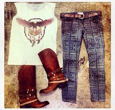 FreeBirdBoots: Sweet Summer outfit!!