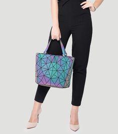 Birdie - Geometric Bag Set Of 3 Small Handbags, Luxury Handbags, Vegan Handbags, Large Tote, Crossbody Bag, Shoulder Bag, Purses, Female, Clothes For Women