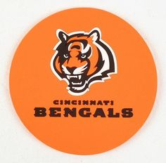 NFL Cincinnati Bengals Coaster Set Of 4 >>> You can find out more details at the link of the image.