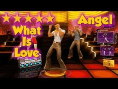 Dance Central 3 - What Is Love - Hard 100% - 5* Gold Stars (DC2 IMPORT) ...