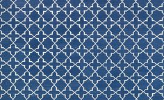 NEW! @Madeline Weinrib's Amagansett fabric translates her signature flatweave carpet designs into a soft, pliable fabric suitable for upholstery. Available in an array of vibrant hues and sophisticated neutrals. #fabric #textiles #blue