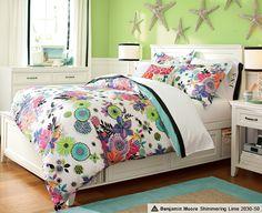 Tropical Bedrooms & Tropical Bedroom Decorating | PBteen