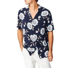 Mens Button Up, Button Up Shirts, Cool Buttons, Mens Hawaiian Shirts, Cool Outfits, Short Men, Short Sleeves, Men Casual, Evo
