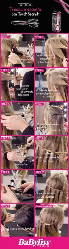 7 Besten Babyliss Twist Bilder Auf Pinterest Hair Bang Braids Und