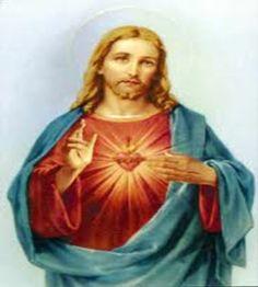 JEZUS en MARIA Groep.: HEILIG HART VAN JEZUS