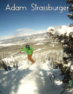 Adam Strassburger -- Big Mountain Skier -- Developmental Team