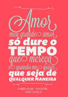 Amor, Meu Grande Amor - Barão Vermelho / Angela Rô Rô