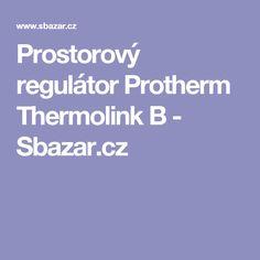 Prostorový regulátor Protherm Thermolink B - Sbazar.