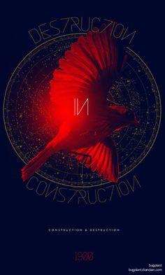 墨西哥Ismael Fino字体海报设计