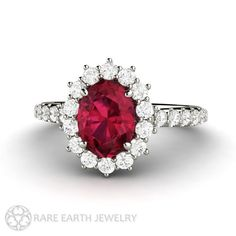 Oval Ruby Ring Ruby Engagement Ring Conflict Free Diamonds July Birthstone Gemstone Red Ring or Gold Wedding Ring Diamond Rings, Diamond Engagement Rings, Gemstone Rings, Ruby Engagement Ring Vintage, Ruby Wedding Rings, Wedding Bands, Wedding Dress, Thing 1, Red Gemstones