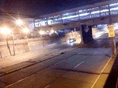 Paso bajo nivel calle Ñuble, Santiago Chile 2013.