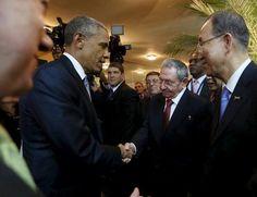 EEUU y Cuba batallarán por el embargo tras restablecer relaciones