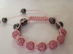 I love Shambala bracelets..