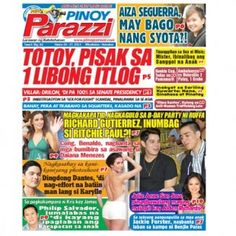 Pinoy Parazzi Vol 6 Issue 82 June 26 – 27, 2013 http://www.pinoyparazzi.com/pinoy-parazzi-vol-6-issue-82-june-26-27-2013/