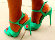 How To Wear Heels Comfortably via NuSophisticate